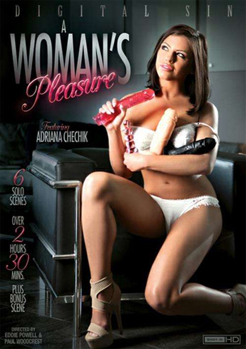 A Woman's Pleasure DVD