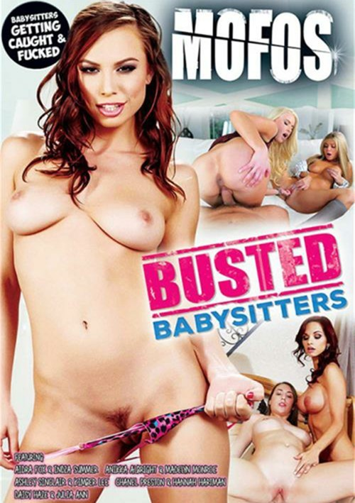 Busted Babysitters DVD