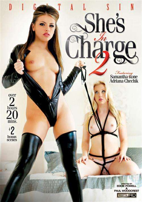 She's In Charge #2 DVD