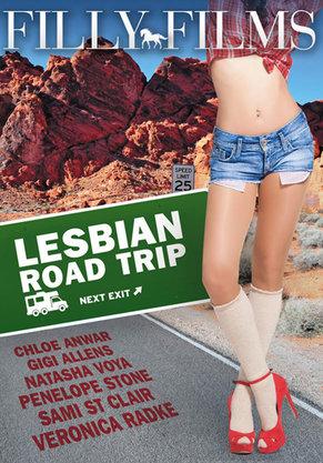 Lesbian Roadtrip DVD