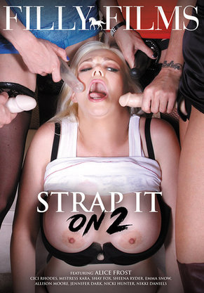 Lily Cade's Strap It On #2