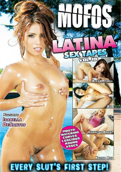 Latina Sex Tapes #19 DVD