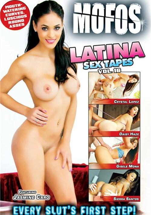 Latina Sex Tapes #16 DVD