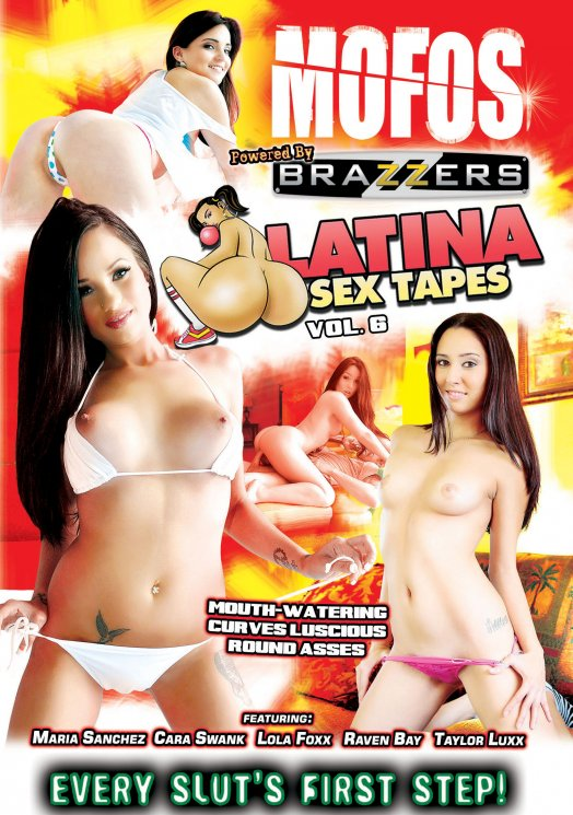 Latina Sex Tapes #6 DVD