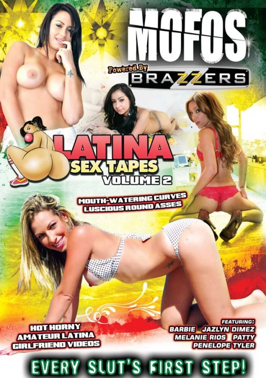 Latina Sex Tapes #2 DVD