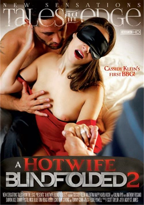 A Hotwife Blindfolded #2 DVD