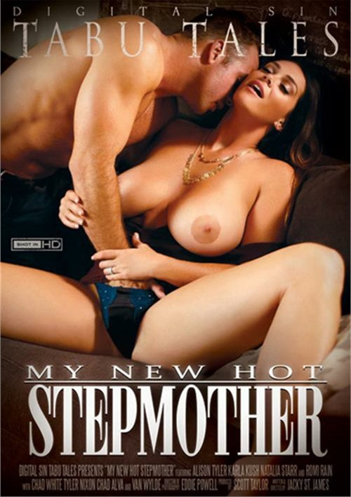 My New Hot Stepmother DVD