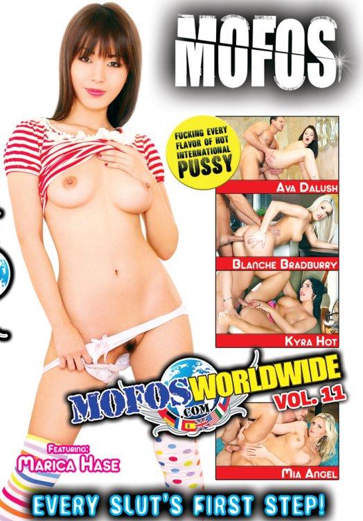 Mofos Worldwide #11 DVD
