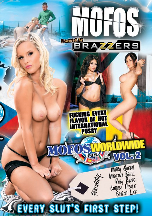 Mofos Worldwide #2 DVD