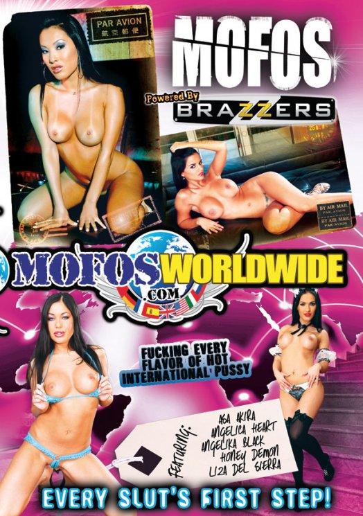 Mofos Worldwide DVD