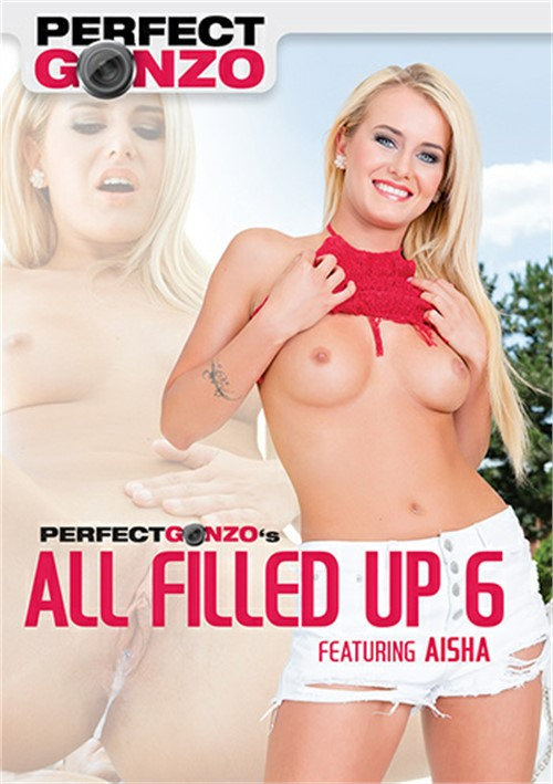 All Filled Up #6 DVD