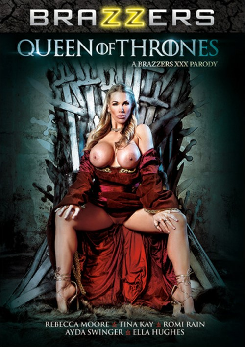 Queen of Thrones DVD