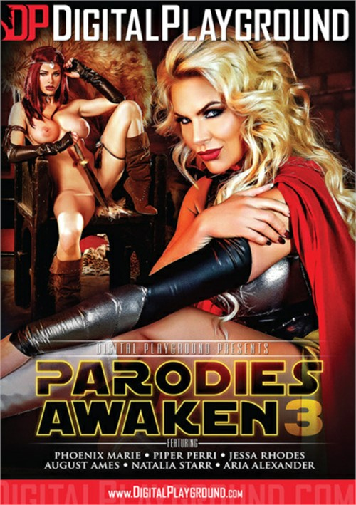Parodies Awaken #3 DVD