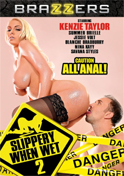 Slippery When Wet #2 DVD