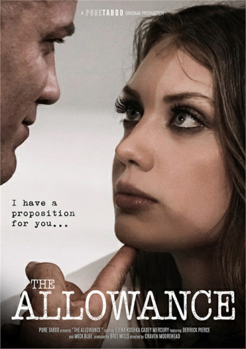The Allowance DVD