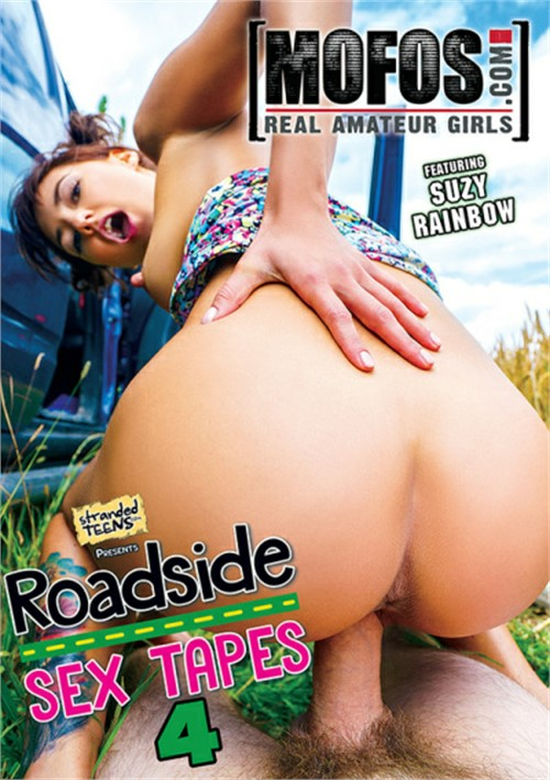 Roadside Sex Tapes #4 DVD