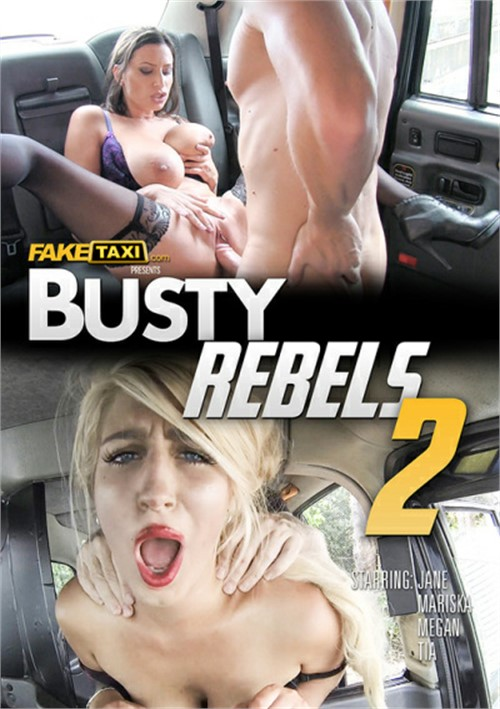 Busty Rebels #2