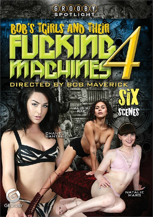 Bob's TGirls And Their Fucking Machines #4