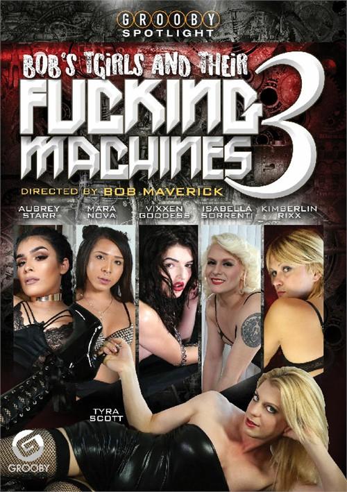 Bob's TGirls And Their Fucking Machines #3