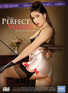 The Perfect Whore DVD