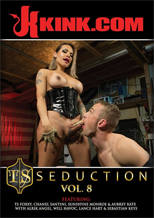 TS Seduction Vol. 8 DVD