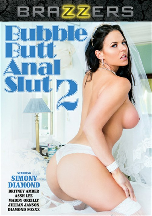Bubble Butt Anal Slut #2 DVD
