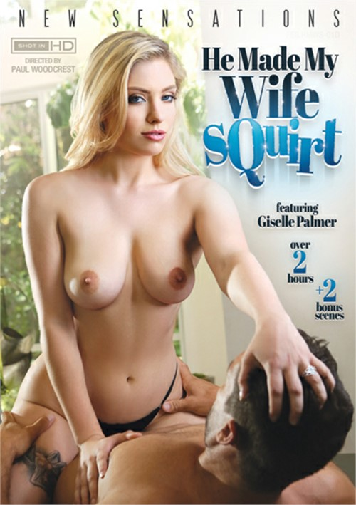 He Made My Wife Squirt DVD