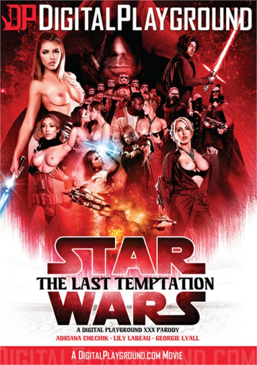 Star Wars: The Last Temptation DVD