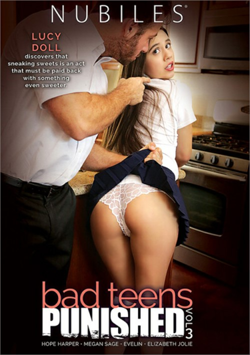 Bad Teens Punished #3