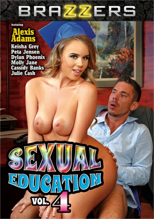 Sexual Education #4 DVD