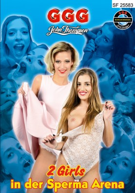 Two Girls in the Sperm Arena DVD