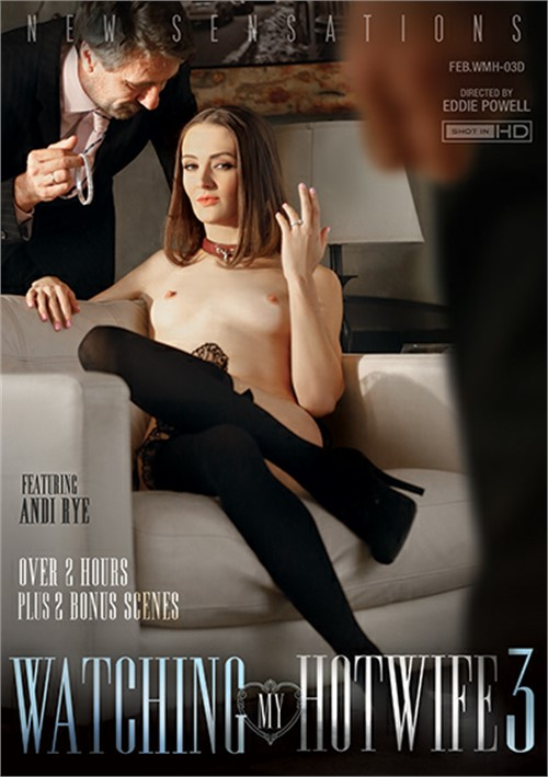 Watching My Hotwife #3 DVD