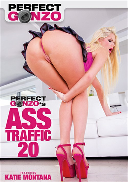 Ass Traffic #20 DVD