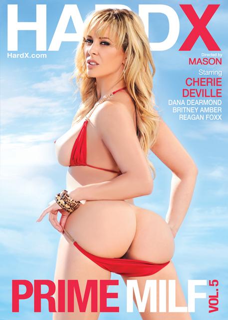 Prime MILF #5 DVD