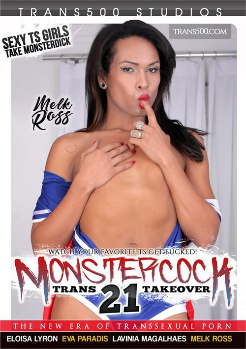 Monstercock Trans Takeover #21