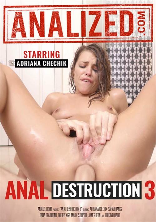 Anal Destruction #3