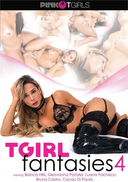 TGirl Fantasies #4