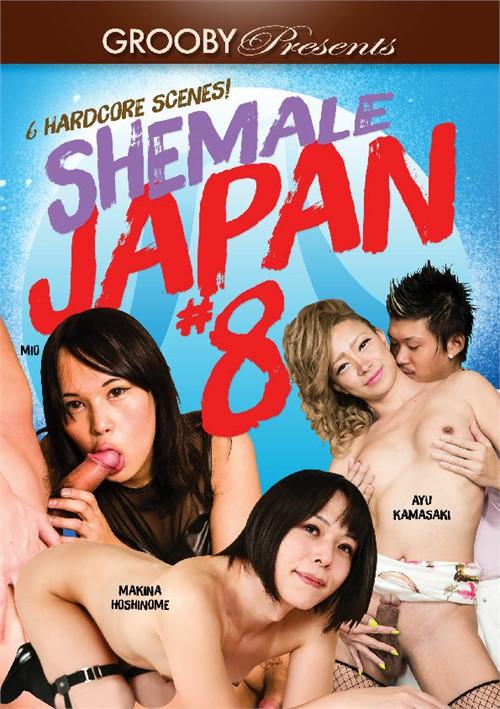 Shemale Japan #8