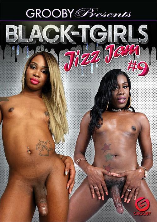 Black-TGirls Jizz Jam #9