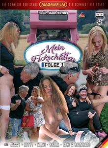 Mein Fickschlitten DVD