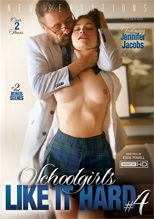 Schoolgirls Like It Hard #4 DVD