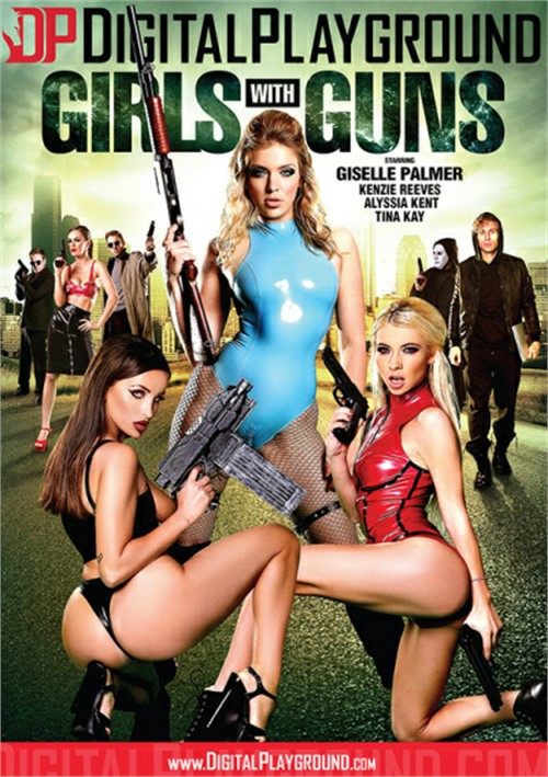 Girls with Guns DVD