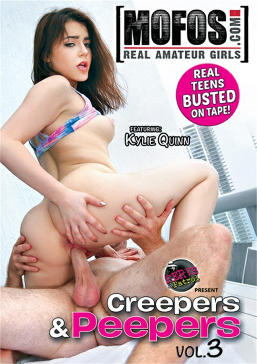 Creepers and Peepers #3 DVD
