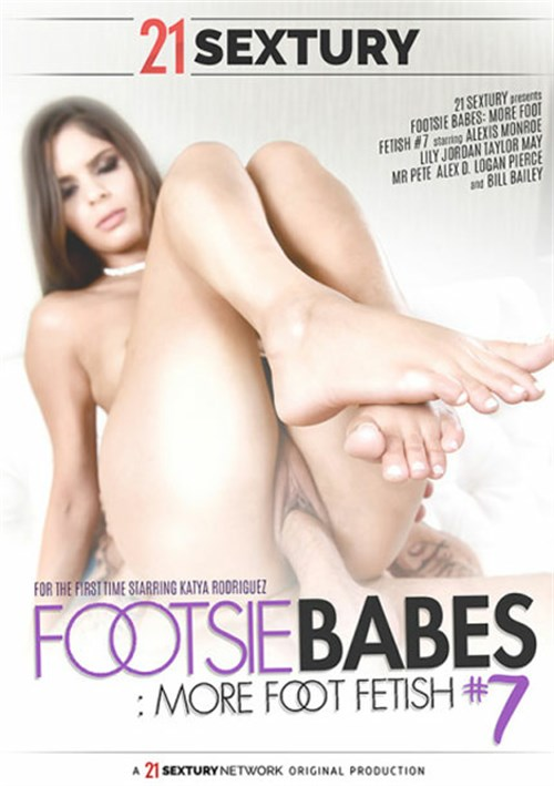 Footsie Babes: More Foot Fetish #7 DVD