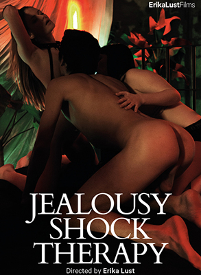 Jealousy Shock Therapy DVD