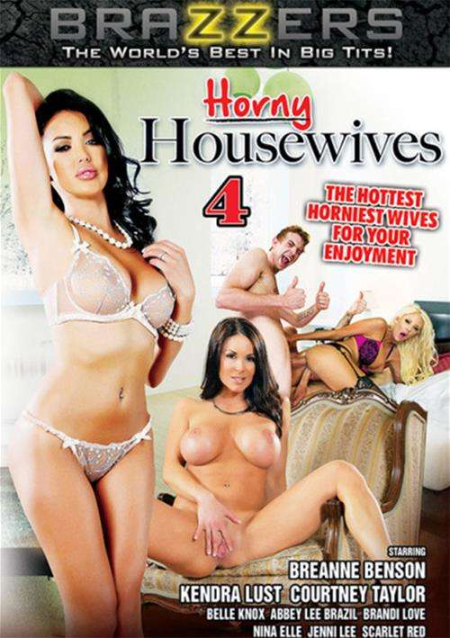 Horny Housewives #4