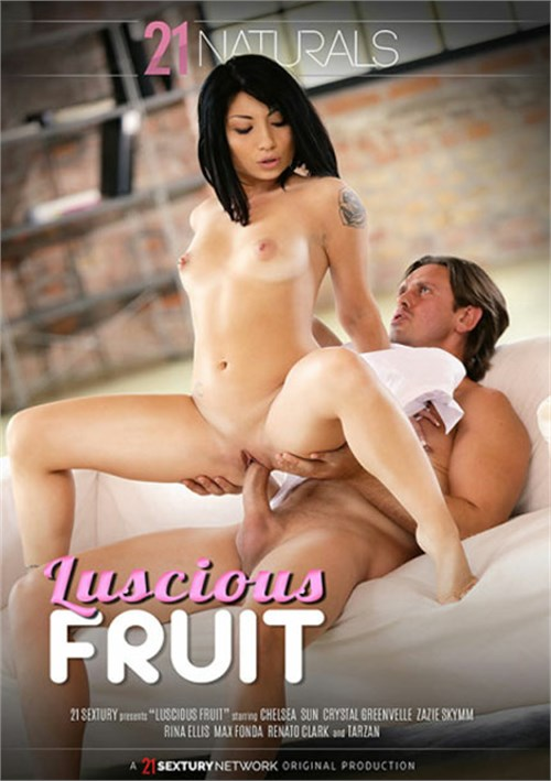 Luscious Fruit DVD