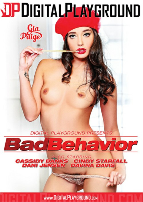 Bad Behavior DVD