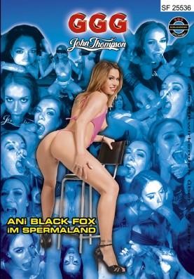 Ani Black Fox in Spermaland #1 DVD