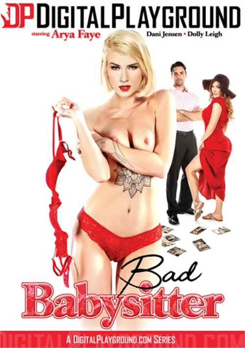 Bad Babysitter DVD